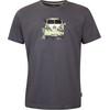 Elkline Weitvorn t-shirt Heren grijs